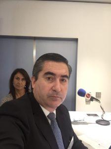 Elena Cascante y Francisco García Cabello