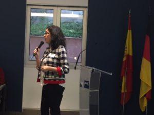 Elena Giménez, Directora de Speexx España