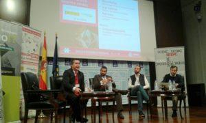 Francisco García Cabello, Alfonso Martínez, Raúl Suárez y Jorge Guelbenzu
