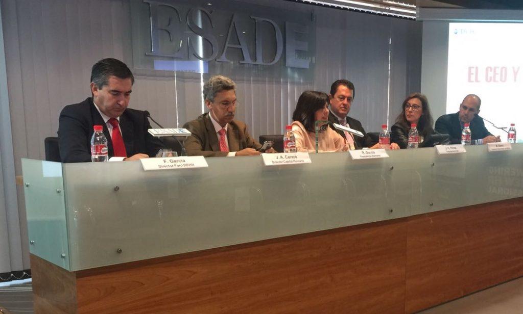 Francisco García Cabello, Jose Antonio Carazo, Rosa García, Juan Carlos Pérez Espinosa Maite Sáenz y David Marchal