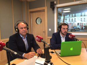 Miguel Jiménez García y Miguel Jiménez Sánchez