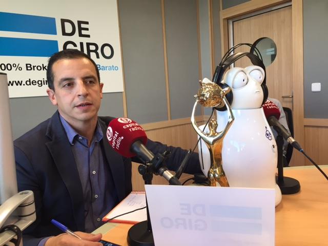 Roberto Menéndez y REETI