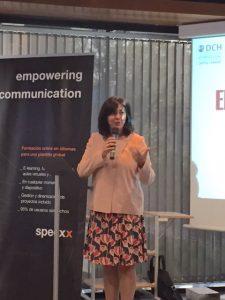 Rosa García, CEO de Siemens