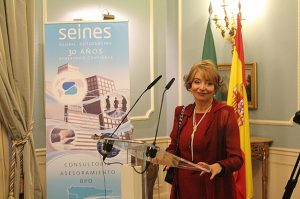 Mara Torres, Directora General de Seines