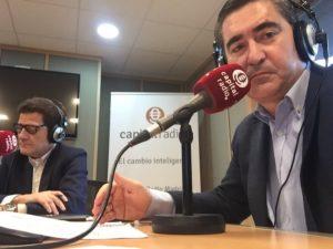 Antonio Peñalver y Francisco García Cabello