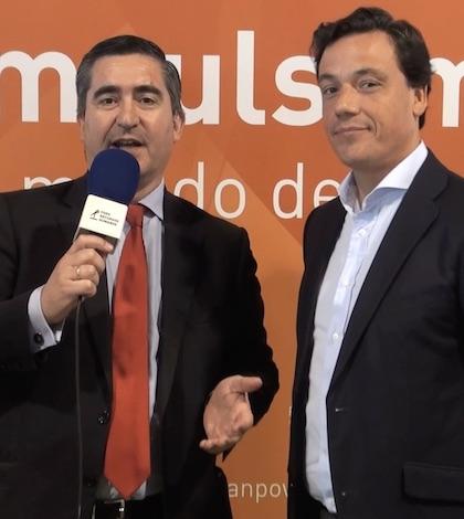 Francisco García Cabello y Pablo Urquijo