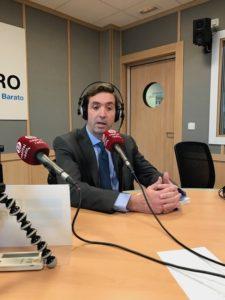 Carlos Bertrán, Director de Operaciones de la Fundación Generation Spain