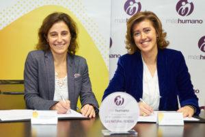 Carmen Fernández y María Sáchez-Arjona