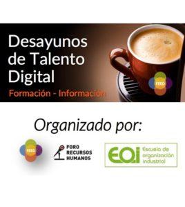 Desayunos Talento Digital