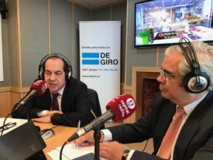 Juan Carlos Cubeiro e Ignacio Babé
