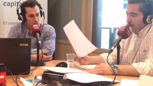 Antonio López y Francisco García Cabello