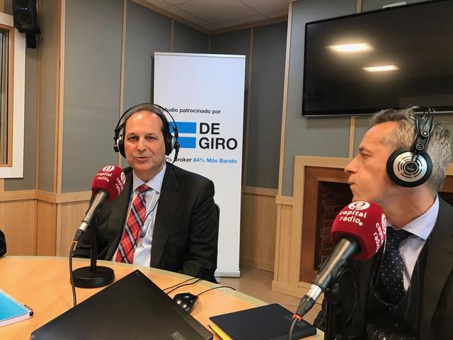 Isaac Gil y Juan Sáchez Rodríguez