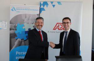 Pere Ribes y Jordi Aspa