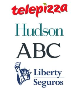 Telepizza, Hudson ABC y Liberty Seguros