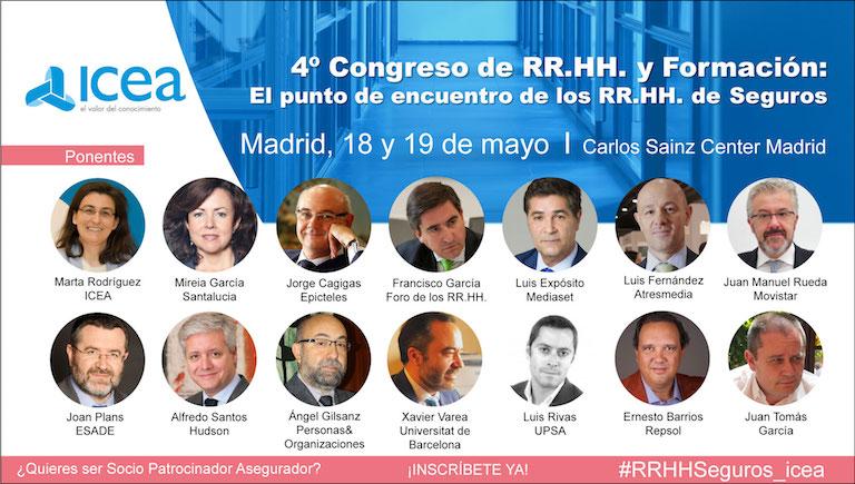 4 Congreso RRHH Formación
