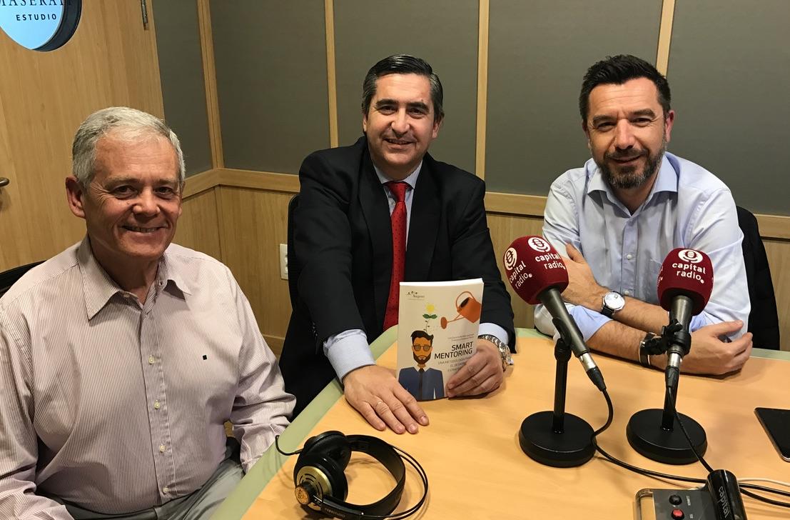 Luis Ezcurra de Alburquerque, Francisco García Cabello y Francisco Giménez Plano