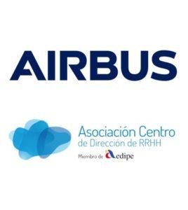 Airbus y Asociación Centro