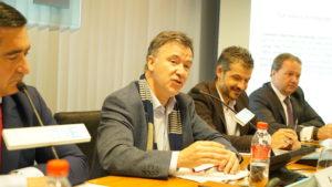 Alfonso Luengo, Director-Gerente de FUNDAE, cerró la mesa