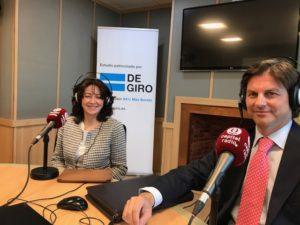 Beatriz García-Quismondo y Víctor Carulla