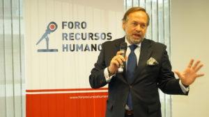 Jesús Torres comentó que los Recursos Humanos son una parte estratégica de todas las organizaciones