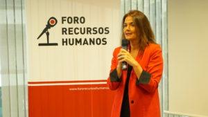 Carmen Salamero dedicó este reconocimiento a todos los equipos con los que ha trabajado a lo largo de su carrera profesional
