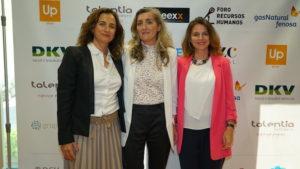 El equipo de RRHH del del Grupo Peñarroya