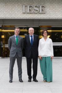 Ivo Leahy Brajnovic, Antonio López y Mónica Herrero