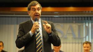 José María de la Villa, Director de Relaciones Institucionales ESADE en Madrid