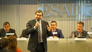 José María de la Villa invitó al Foro RRHH a celebrar en ESADE su 15 aniversario