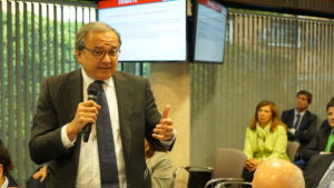Rafael Cabarcos, miembro Aedipe centro y Vicepresidente Nacional