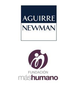 Aguirre Newman y Fundación mashumano