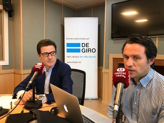 Antonio Peñalver y Alejandro Uceda