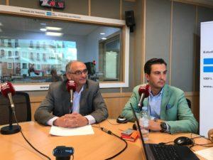 Federico Montilla y Juan Gracia