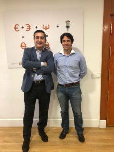 Francisco García Cabello y Alejandro Uceda