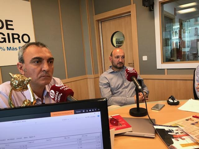 José Luis Bulnes y Ramón García