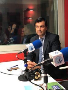 José Pérez Fresquet, Adjunto al Rector de la Universidad Loyola