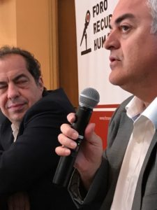 Juan Carlos Cubeiro y Salvador Ibáñez, Country Manager Spain en Top Employers Institute