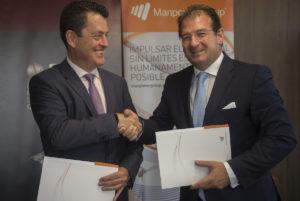 Juan Carlos Pérez Espinosa y Raúl Grijalba