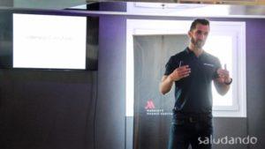 Antonio López, Director Saludando Empresas