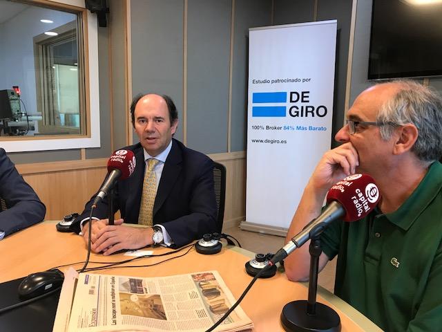 Aurelio López-Baraja y Federico Montilla