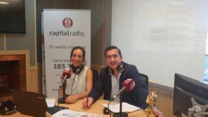 María Briones y Francisco García Cabello