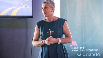 Virgina Martínez, Directora Patrocinio Deportivo Banco Santander