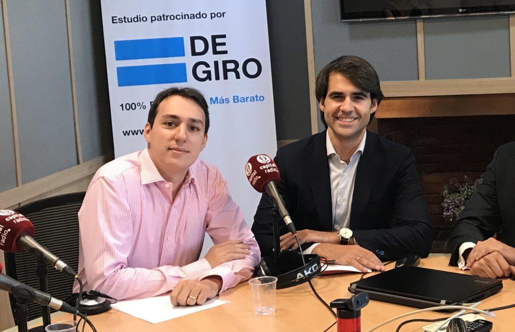 Thiago Pessoa y Francisco Trillo
