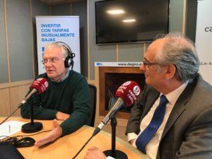Walter Hintz y Federico Montilla