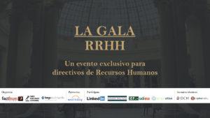 La Gala RRHH 2018