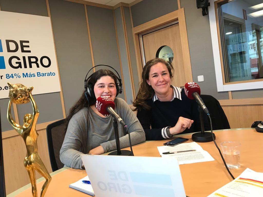 Belen Heydt y Laura Escudero