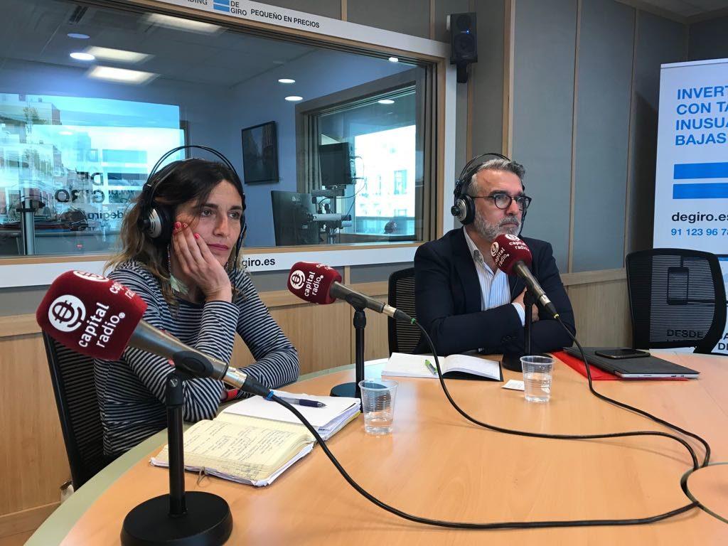 Ainhoa Herrero y Tomás López