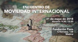 Encuentro Movilidad Internacional