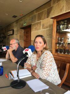 José Ignacio Villant y Soledad Rodríguez