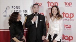 Vanesa Gómez, Francisco García Cabello y Eva Cantero